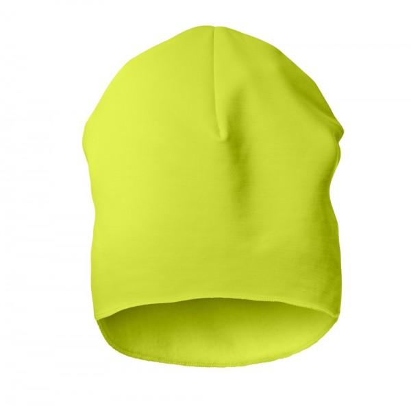 FlexiWork Beanie, neon gelb, 100% Polyester