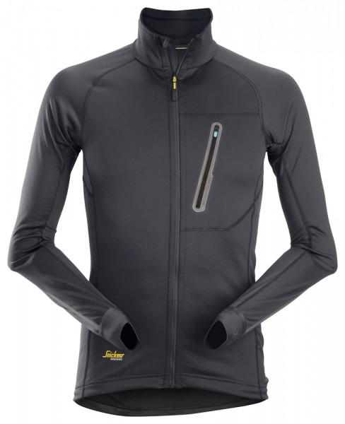 LiteWork Zwischenschicht Shirt, grau/grau
