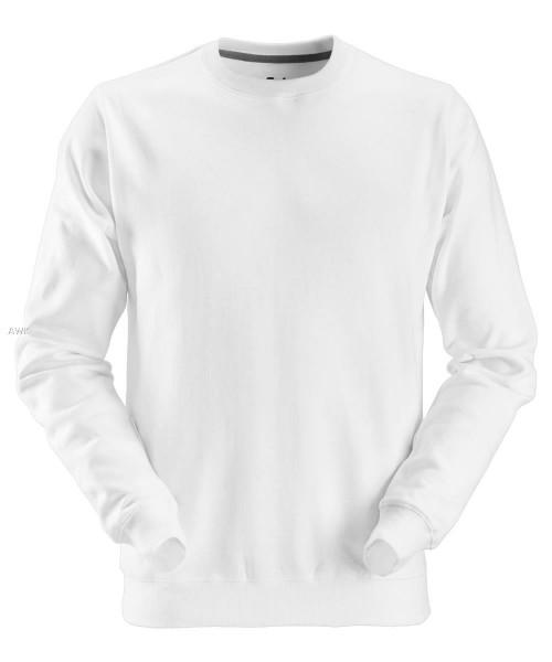 Sweatshirt, White