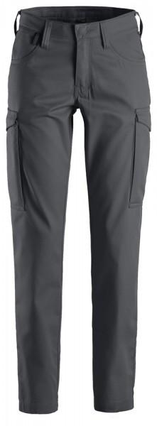 Damen Service Hose, Steel grey