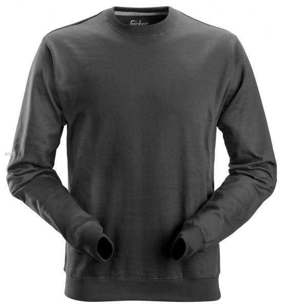 Sweatshirt, Steel grey