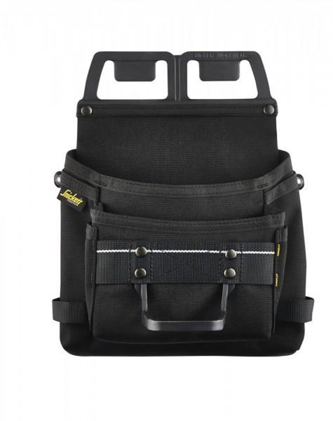 Handwerker Werkzeugtasche, Black\Black