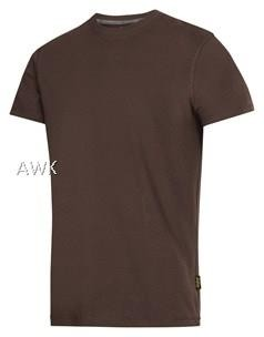 T-Shirt, Chocolate brown