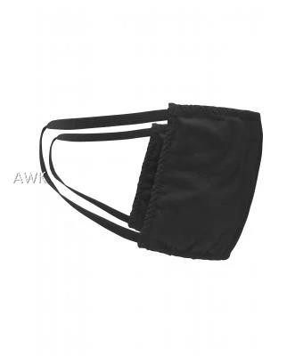 Face-Mask Comfort, schwarz