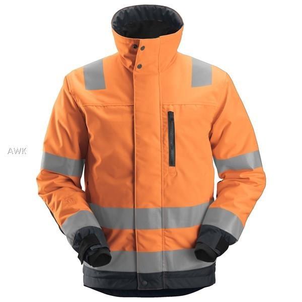 AllroundWork, High-Vis 37.5®, orange/steel grey