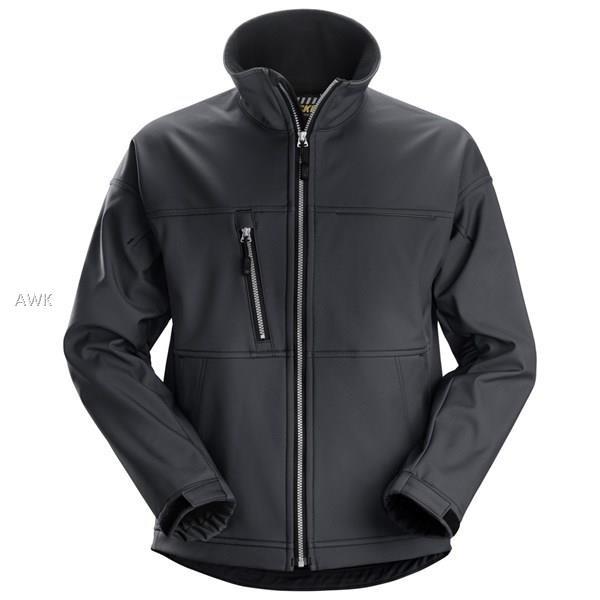 Profil Softshell Jacke, Steel grey