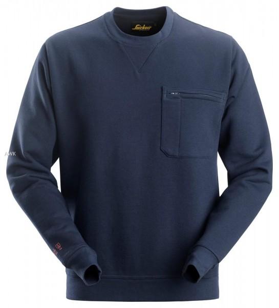 ProtecWork Sweatshirt, navy