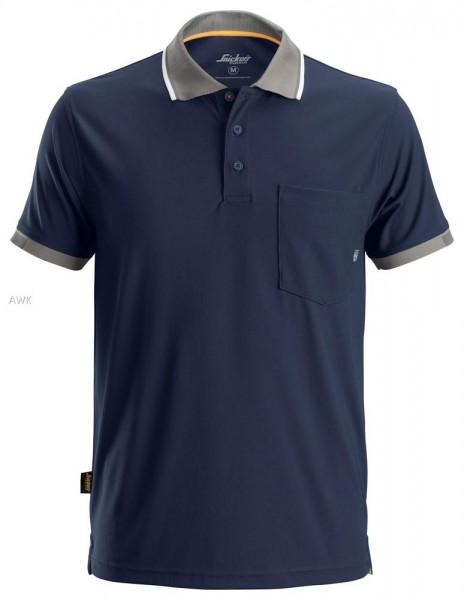 AllroundWork 37.5® Poloshirt, Navy