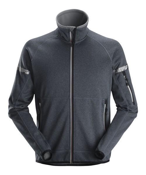 AllroundWork 37.5® Fleece Arbeitsjacke, Steel Grey