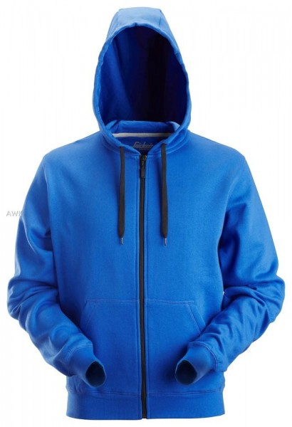 Hoodie mit Reißverschluss, True Blue
