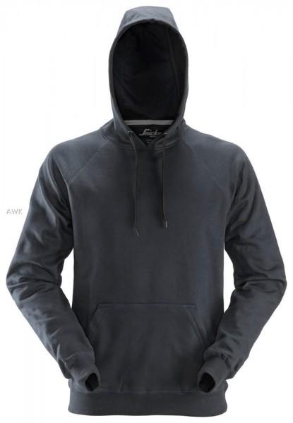Kapuzensweatshirt, Steel grey
