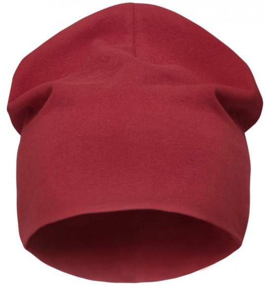 AllroundWork Baumwoll-Mütze, Chili Red