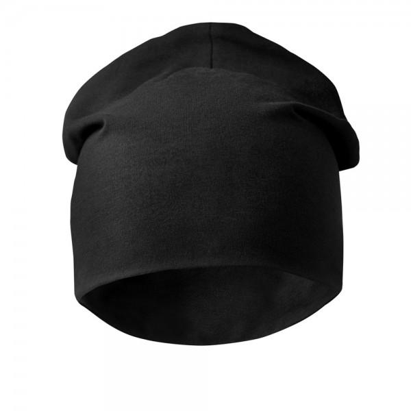 AllroundWork Baumwoll-Mütze, Black