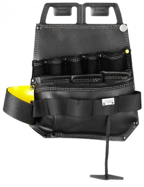 Elektriker Werkzeugtasche, Black\Black