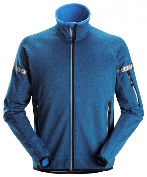 AllroundWork 37.5® Fleece Arbeitsjacke, True Blue