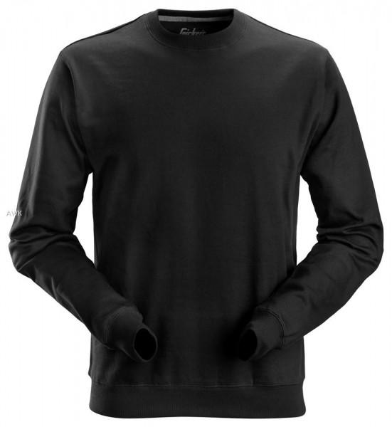 Sweatshirt, Black