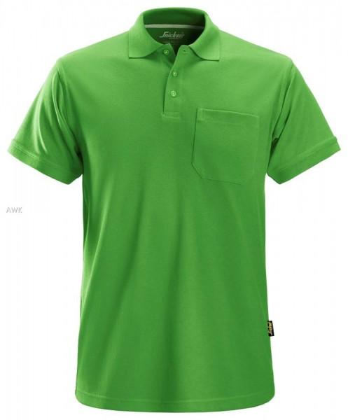 Polo Shirt, Apple Green