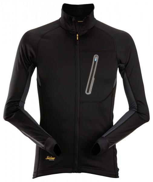 LiteWork Zwischenschicht Shirt, schwarz/grau