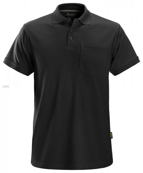 Polo Shirt, Black