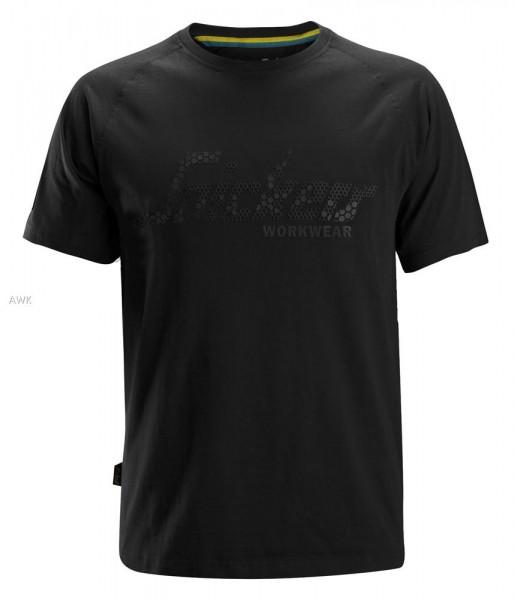 Logo T-Shirt, Black, BW200