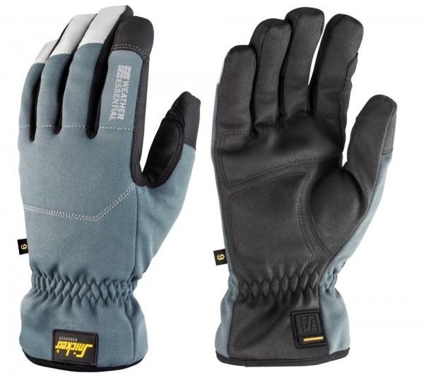 WETTER Essential Handschuhe PAAR, Black/Rock Grey