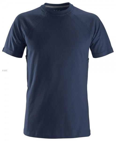 T-Shirt mit MultiPockets™, Navy