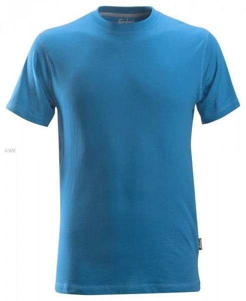 T-Shirt, Ocean blue
