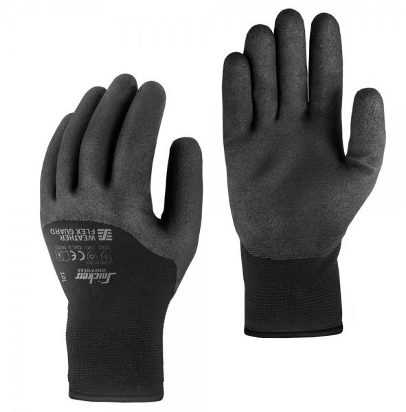 WETTER Flex Guard Handschuhe PAAR, Black\Black