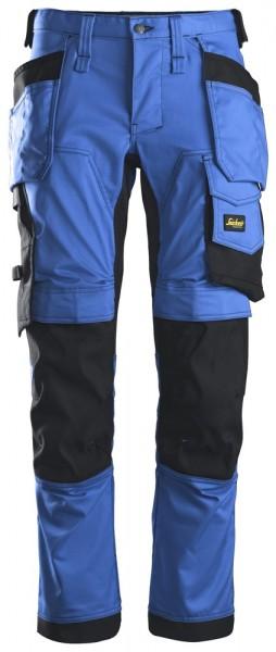 AllroundWork Stretch Arbeitshose m.Hp, true blue