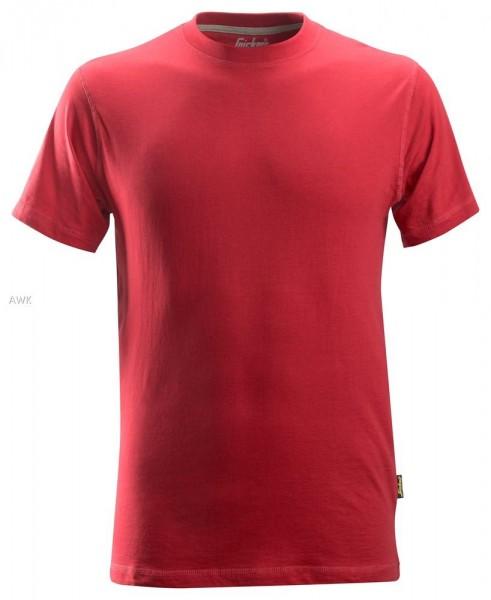 T-Shirt, Chili red