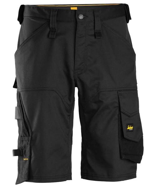 AllroundWork, Stretch Loose Fit Work Shorts, black