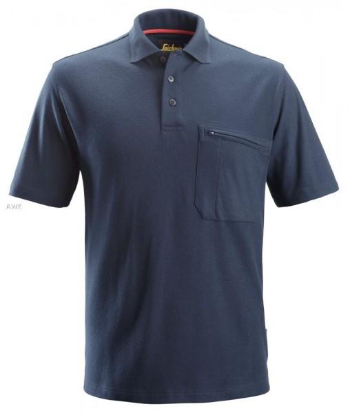 ProtecWork Kurzarm Polo-Shirt Navy