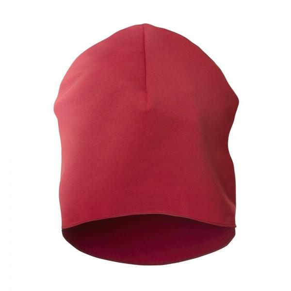 FlexiWork Beanie, rot, 100% Polyester