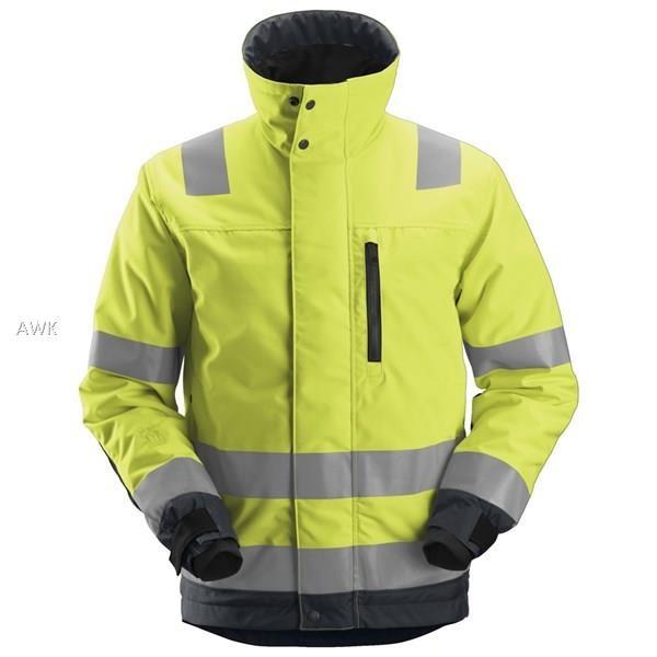 AllroundWork, High-Vis 37.5®, yellow/steel grey