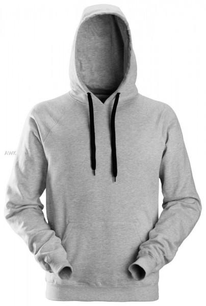 Kapuzensweatshirt, Grey
