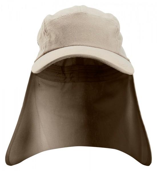 LiteWork Sonnenschutz-Kappe, khaki,