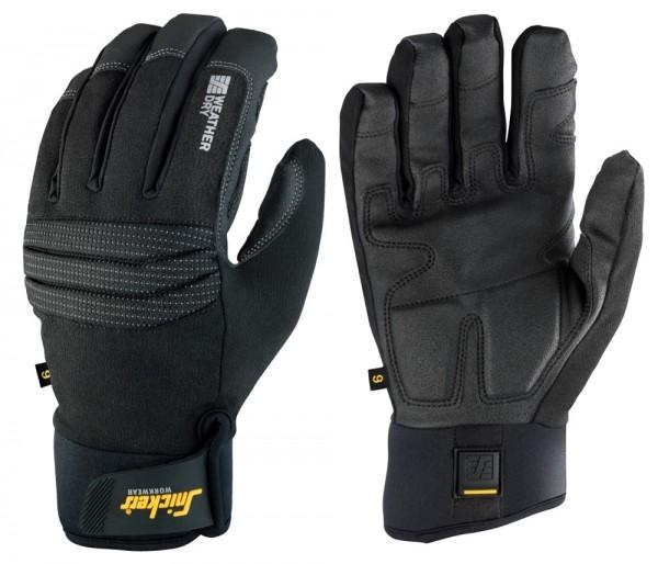 WETTER Dry Handschuhe (Paar), Black\Black