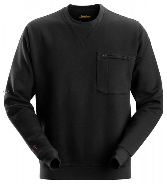 ProtecWork Sweatshirt, schwarz