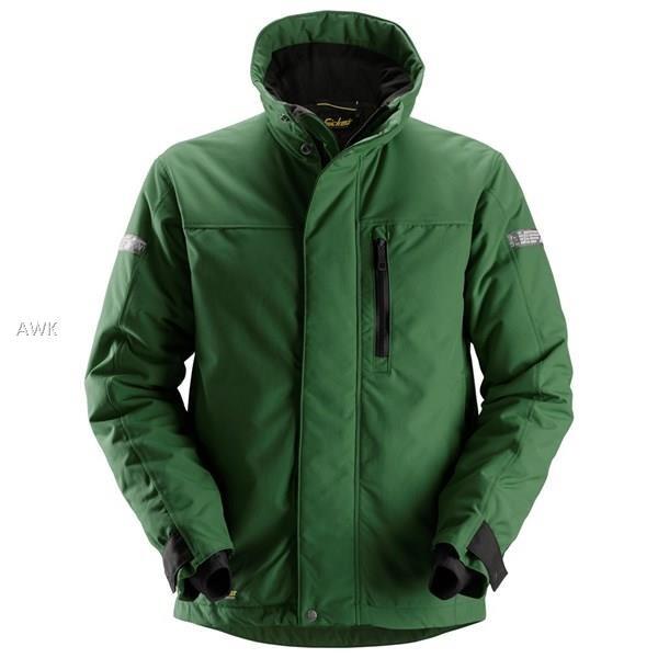 AllroundWork 37.5 Gefütterte Jacke, forest green