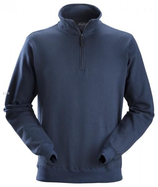 Sweatshirt Troyer, Navy