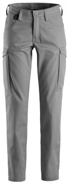 Damen Service Hose, Grey