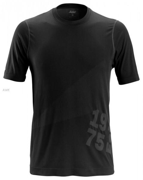 FlexiWork, 37.5® Technologie T-Shirt Black, MG164