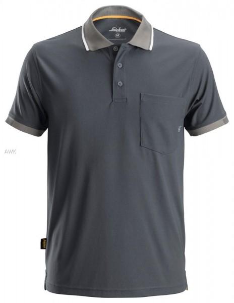 AllroundWork 37.5® Poloshirt, Steel Grey