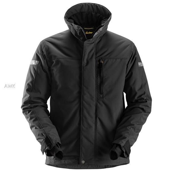Winterjacke AllroundWork 37.5, Black\Black