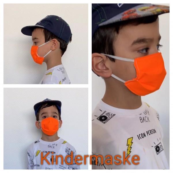 Mehrweg Mund- und Nasenmaske, Verschluß Gummizug