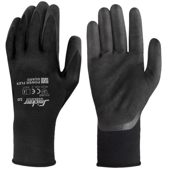 Power Flex Guard Handschuhe PAAR, Black\Black
