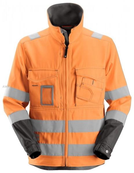 High Vis Jacke, Klasse 3, High vis orange\Muted bl