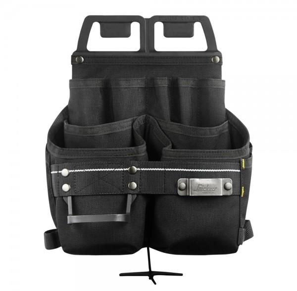 Service Werkzeugtasche, Black\Black