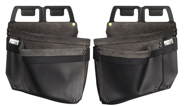 Nagel & Schrauben Tasche, Black\Black