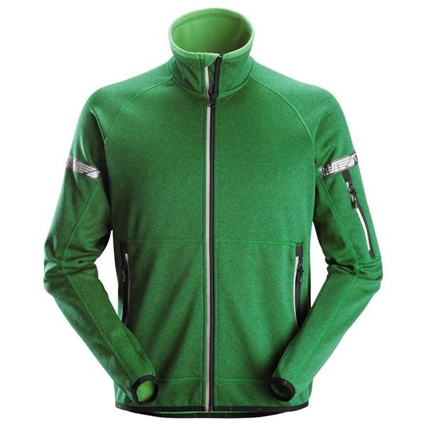 AllrounWork 37.5® Fleece Arbeitsjacke, Apple Green